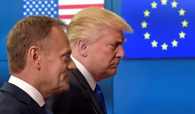 罚谷歌50亿美元,特朗普:欧盟占美国便宜该到头了