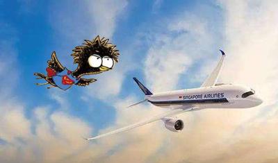 菜鸟与新加坡航空达成战略合作