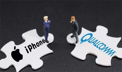专利战高通苹果不断出招:iOS更新能规避专利风险?