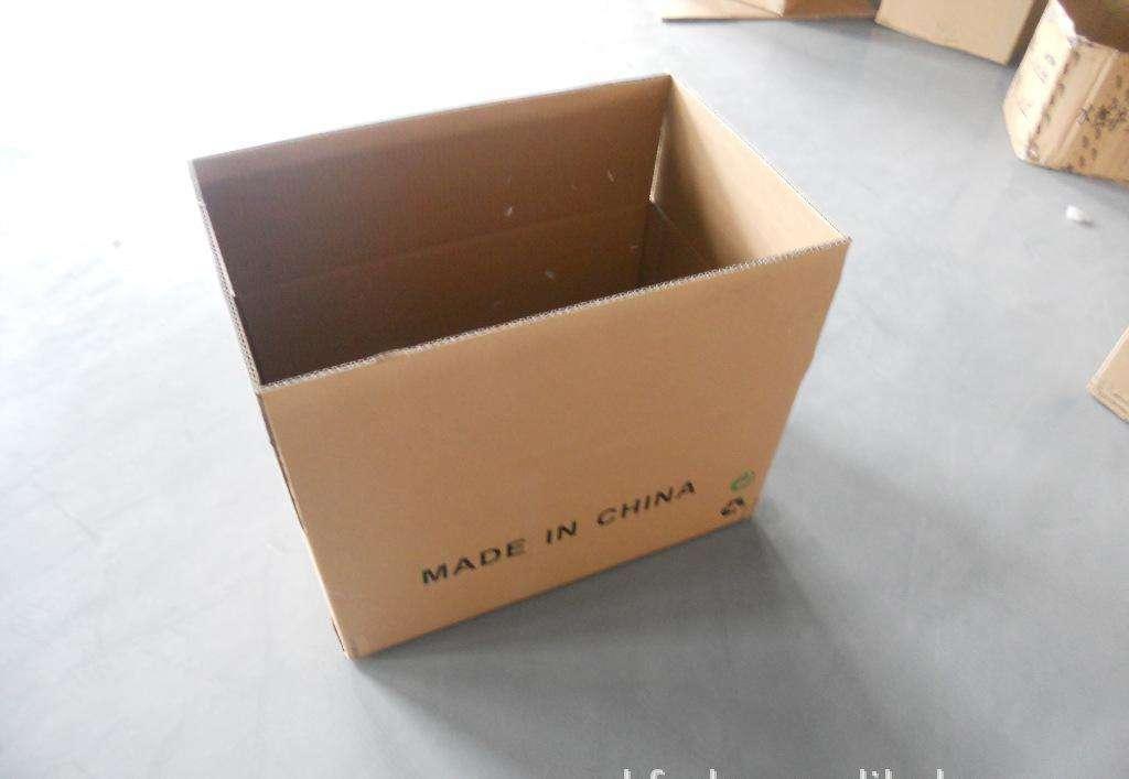 如何辨别不合格的江门纸箱