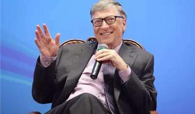 比尔·盖茨:中国经验值得借鉴为世界应对挑战提供启示