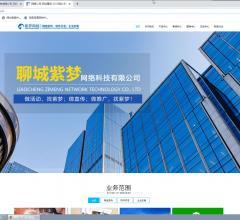 聊城紫梦网络公司⎝www.zimengwangluo.cn⎠