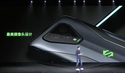 黑鲨、腾讯游戏合作推出首款5G游戏手机
